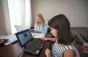 Read more about the article Dealing with children while working from home