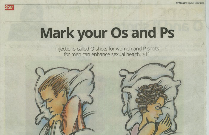 Read more about the article Mark your Os and Ps